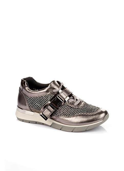 Elle Sneakers Ayakkabı Gümüş